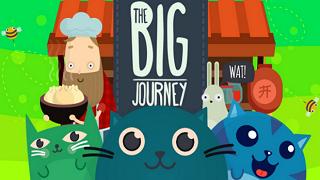 The Big Journey – Cuộc phiêu lưu với chú mèo béo cực ngộ nghĩnh