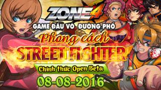 Zone 4 thông báo chuẩn bị Open Beta – tặng ngay Ipad cho game thủ may mắn
