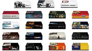 """Cùng xem 20 mẫu Xbox custom """"chất nhất quả đất"""""""