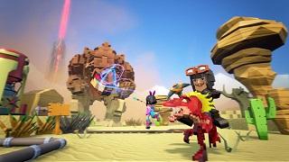 PixArk: Game online săn khủng long độc đáo ấn định thời gian ra mắt
