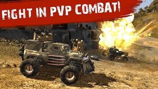Mad Driver – Game PvP thời gian thực trên những cỗ chiến xa hoành tráng