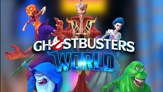 """Ghostbusters World - """"Biệt đội săn ma"""" đổ bộ di động với tân binh AR"""