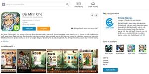 WikiMobi cống hiến hết sức trẻ cho game mobile Việt