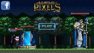 """League Of Pixels – phiên bản LMHT phong cách """"4 nút"""" cực thú vị"""