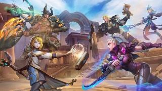 Endless Battle Online: tựa MOBA độc đáo ấn định cập bến miễn phí trên Steam