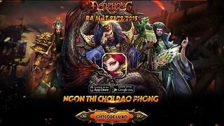 Đao Phong Vô Song – Game bom tấn của VTC Mobile ấn định ngày ra mắt