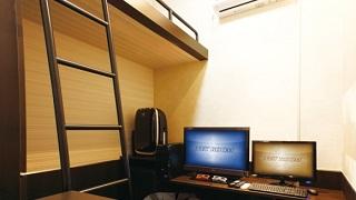 Quán Net Nhật phát triển thành Khách Sạn cho du khách cực độc đáo