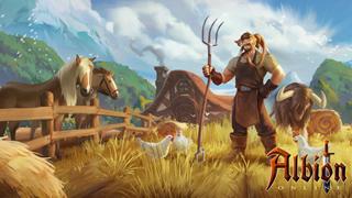 Albion Online game nhập vai phong cách truyền thống mở cửa hôm nay