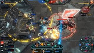 Dropzone - Tựa game MOBA đầy hấp dẫn vừa ra mắt