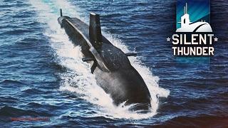 Tựa game 'tàu ngầm chiến' Silent Thunder đã mở cửa thử nghiệm
