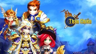 Thần Chiến: Game Mobile Việt cực đỉnh sắp ra mắt