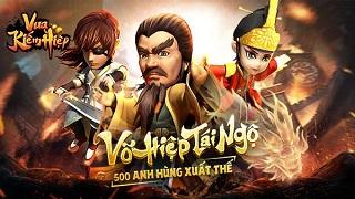Dzogame tặng 300 Giftcode game Tân Chưởng Môn Mobile