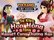 yulgang hiep khach - [Sự kiện] Hoa Hồng Đỏ Cho Nguyệt Cung Thường Nga (10.2021) - 27102021