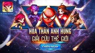 Dzogame tặng 200 Giftcode game Đấu Trường Anh Hùng