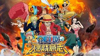 Game mobile One Piece: Burning Wishes ra mắt không reset nhân vật