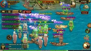 Toàn cảnh trận Đại Hải Chiến đầu tiên trong Chinh Đồ 1 Mobile