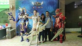 MU Huyền Thoại tổ chức thành công offline đầu tiên cho game thủ Sài Thành