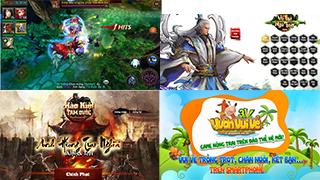 Thị trường game Việt – Tháng 4 có gì hot?