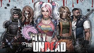 City of the Undead – học cách sinh tồn trong thế giới ngập tràn zombie