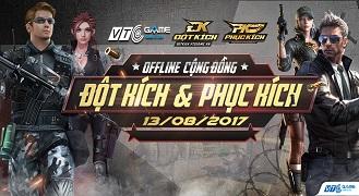 Không chỉ là offline, VTC Game vừa đưa các giải đấu của Phục Kích lên một tầm cao mới