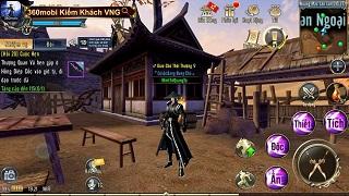 360mobi Kiếm Khách bất ngờ công bố ngày Closed Beta ngay đầu tuần sau