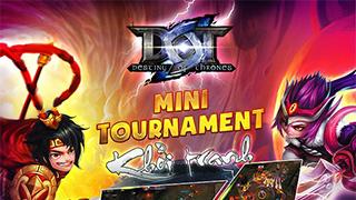Hot boy DOTA 2 cùng hot girl LMHT tham dự giải giao hữu của DOT