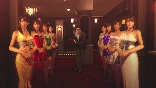 SEGA tuyển chân dài hát cho Nightclubs trong Yakuza 6