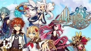 Alchemia Story: MMORPG Nhật Bản cực thú vị ra mắt phiên bản tiếng Anh