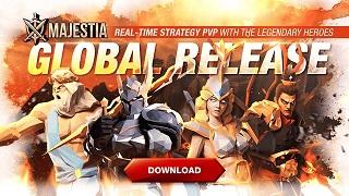 Bom tấn cực ngầu Majestia đã chính thức đến tay game thủ Việt
