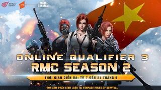 ROS Mobile Qualifier 3: Khởi tranh vòng loại từ ngày 7/9