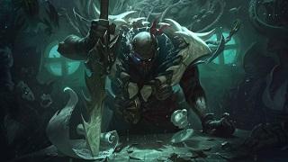 Pyke sẽ là tướng thuần HỖ TRỢ ĐẦU TIÊN có thể tận dụng tốt sức mạnh của Dạ Kiếm Draktharr