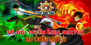 Vua Hải Tặc ra mắt nhiều đấu trường mới trong tháng 4