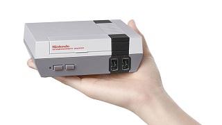 Nintendo ra mắt máy NES 4 nút cài sẵn 30 game cổ điển – Tuổi thơ tràn về