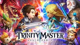 Trinity Master - tựa RPG đồ hoạ chibi hấp dẫn từ ông lớn Square Enix