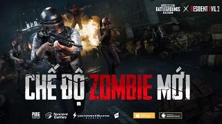 """PUBG Mobile VN ra mắt phiên bản mới 0.11.0, chính thức giới thiệu chế độ Zombie """"Sống sót tới bình minh"""""""