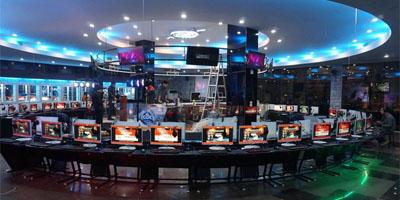 Colosseum Gaming Center: Quán game phong cách đấu trường La Mã ở Hà Nội