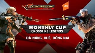 Tổ chức Monthly Cup và Thành lập Club CFL ở Huế, Đà Nẵng và Đồng Nai