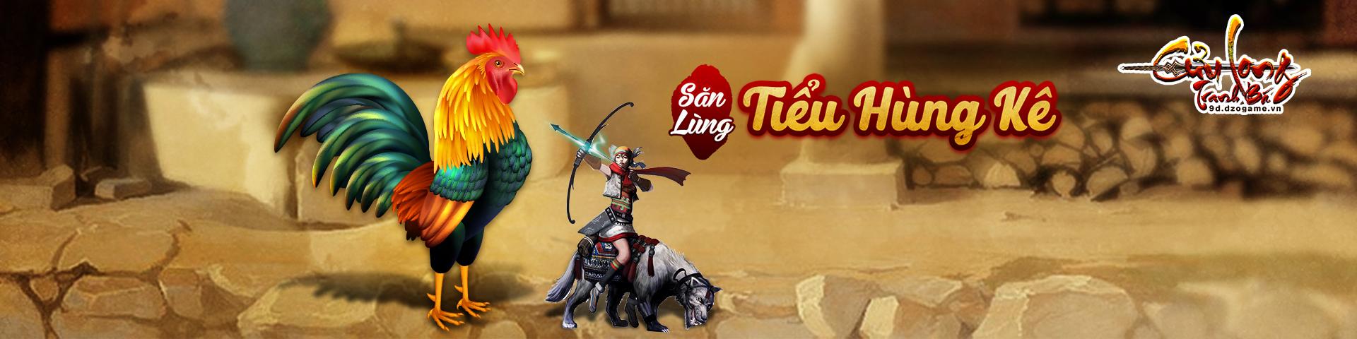 image Săn Lùng Tiểu Hùng Kê
