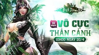 Playpark tặng 200 Giftcode game Tứ Đại Danh Bổ