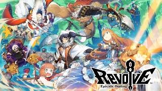 Revolve8 – Game mobile bom tấn của SEGA chuẩn bị mở cửa ở SEA