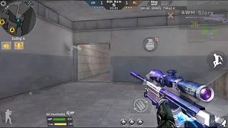 Crossfire Legends – Cận cảnh vẻ đẹp của set súng Glory