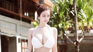 Cận cảnh vòng 1 khủng của nữ Streamer xứ Hàn