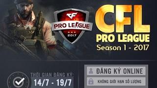 Crossfire Legends Pro League – Chỉ còn hơn 12 tiếng để đăng ký