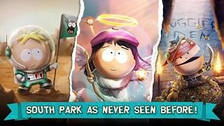 Phiên bản mobile từ series hoạt hình đình đám South Park vừa ra mắt