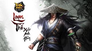 Kiếm Khách - Webgame 'thích sát Tần Vương' cập bến Việt Nam