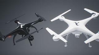 Drone Racing Game - Bộ đồ chơi bay đua 2 drone hỗ trợ VR giá 109$