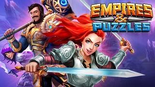 Empires Puzzles RPG Quest – game puzzle phong cách chiến đấu cực chất