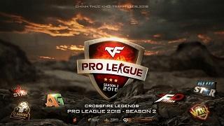 CFL Pro League mùa 2: 2 đội tuyển thăng hạng thi đấu sẽ lộ diện trong tuần này