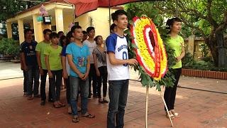 Hành động cao đẹp của CLUB Audition trên cả nước nhân thương binh liệt sĩ