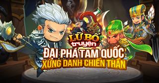 Lữ Bố Truyện –game mobile Tam Quốc sắp mở cửa tại Việt Nam